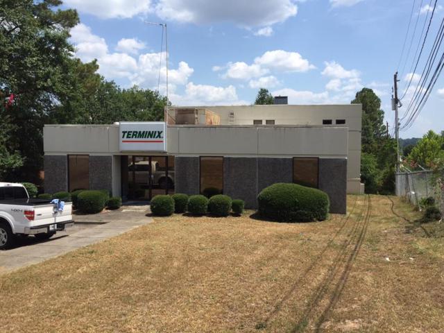 2318 Walden Drive, Augusta, GA 30904 (MLS #445122) :: Venus Morris Griffin   Meybohm Real Estate