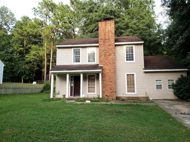 3614 Monmouth Road, Hephzibah, GA 30815 (MLS #445221) :: Shannon Rollings Real Estate
