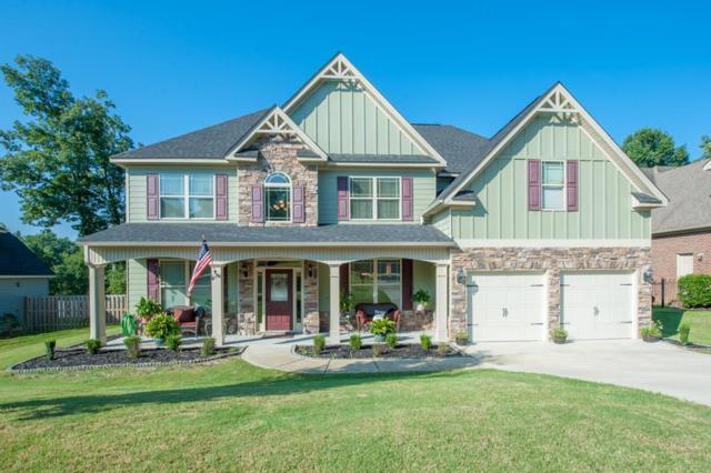 177 Buckhar Lane, Aiken, SC 29803 (MLS #445225) :: Meybohm Real Estate