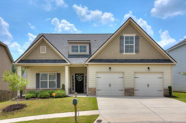 8760 Crenshaw Drive, Grovetown, GA 30813 (MLS #445371) :: RE/MAX River Realty