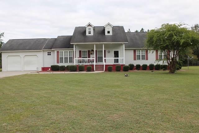 13600 Sc Highway 3, Blackville, SC 29817 (MLS #445868) :: Shannon Rollings Real Estate
