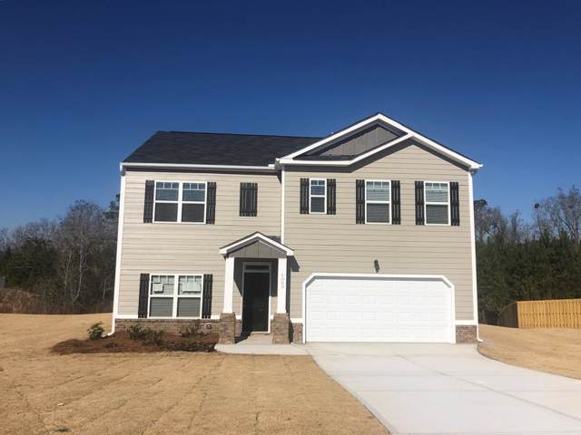 1310 Weedon Drive, Evans, GA 30809 (MLS #445873) :: Young & Partners
