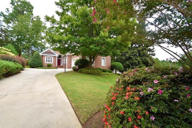 407 Forest Ridge Drive, Aiken, SC 29803 (MLS #445878) :: Shannon Rollings Real Estate