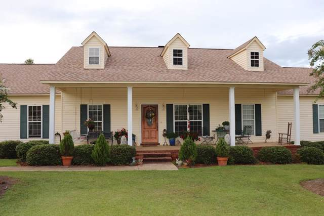 1469 Wild Turkey Drive, Gibson, GA 30810 (MLS #445887) :: RE/MAX River Realty