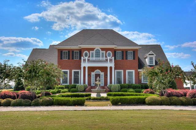 114 Larkspur Drive, Wagener, SC 29164 (MLS #445900) :: Shannon Rollings Real Estate