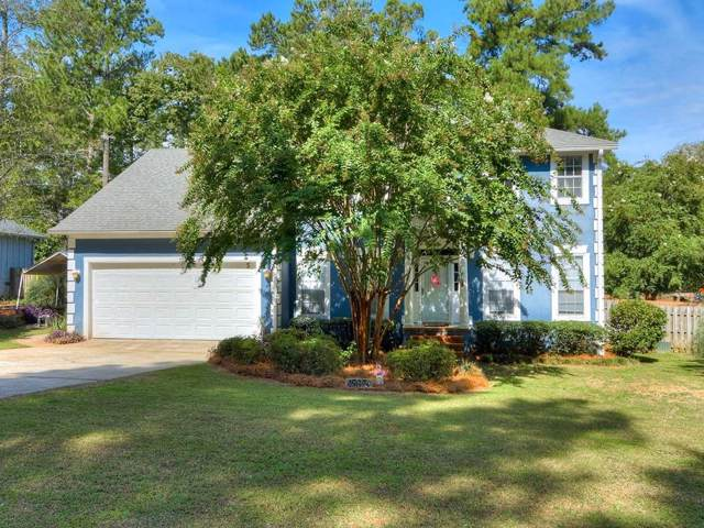 4567 Waterford Drive, Evans, GA 30809 (MLS #445903) :: Young & Partners