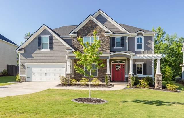 420 Kirkwood Drive, Evans, GA 30809 (MLS #445935) :: RE/MAX River Realty