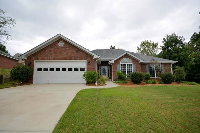1505 Cedar Hill Trail, Grovetown, GA 30813 (MLS #445944) :: REMAX Reinvented | Natalie Poteete Team