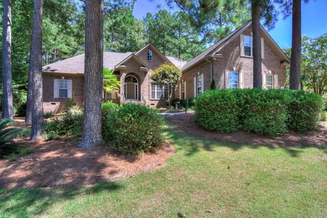 263 Forest Pines Road, Aiken, SC 29803 (MLS #446010) :: Southeastern Residential