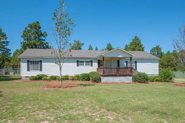 146 Mount Zion Road, Graniteville, SC 29829 (MLS #446031) :: Shannon Rollings Real Estate