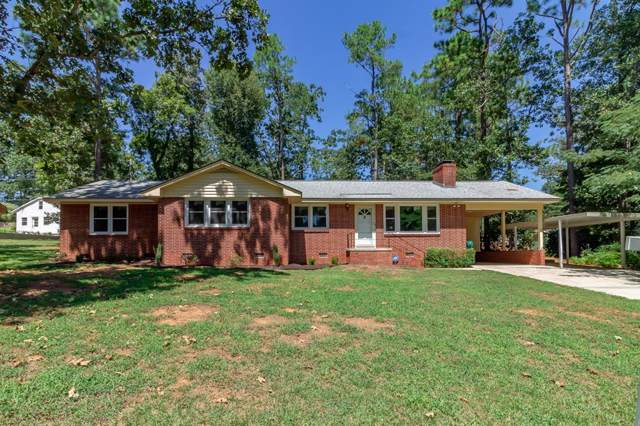 25 Furman Drive, Aiken, SC 29803 (MLS #446078) :: Shannon Rollings Real Estate
