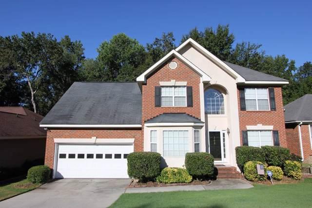 358 Crown Mill Drive, Martinez, GA 30907 (MLS #446119) :: Young & Partners