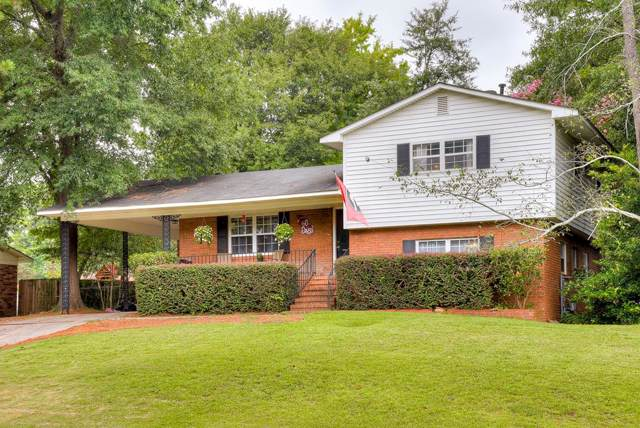338 Indian Trail, Augusta, GA 30907 (MLS #446121) :: RE/MAX River Realty