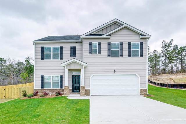 237 Quick Silver Court, Graniteville, SC 29829 (MLS #446123) :: Young & Partners