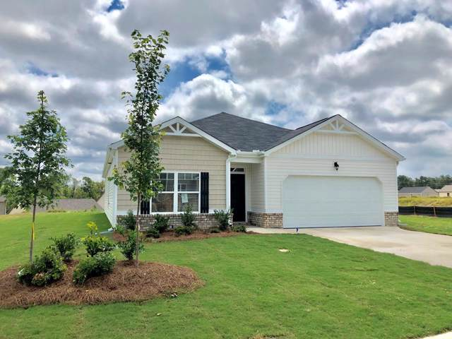 247 Quick Silver Court, Graniteville, SC 29829 (MLS #446183) :: Young & Partners