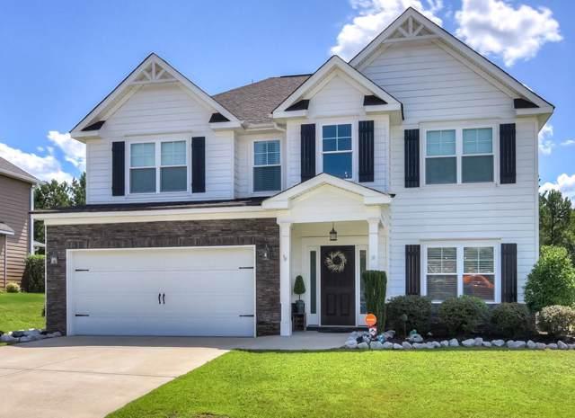 3814 Berkshire Way, Grovetown, GA 30813 (MLS #446193) :: Young & Partners