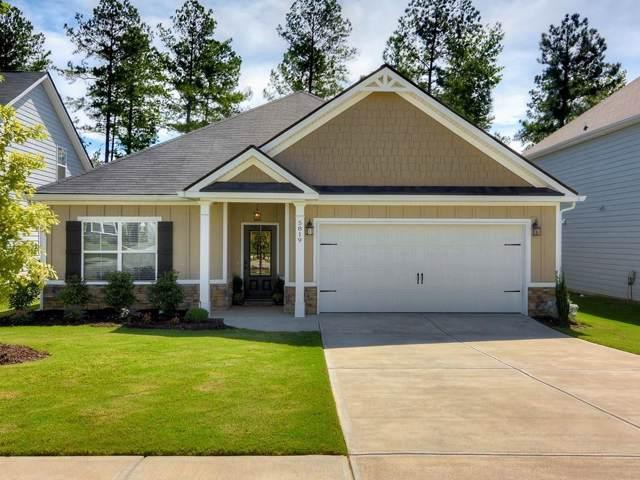 5819 Whispering Pines Way, Evans, GA 30809 (MLS #446313) :: Southeastern Residential