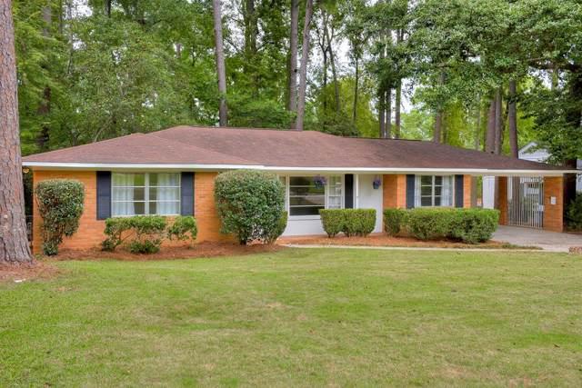3105 Exeter Road, Augusta, GA 30909 (MLS #446384) :: Southeastern Residential