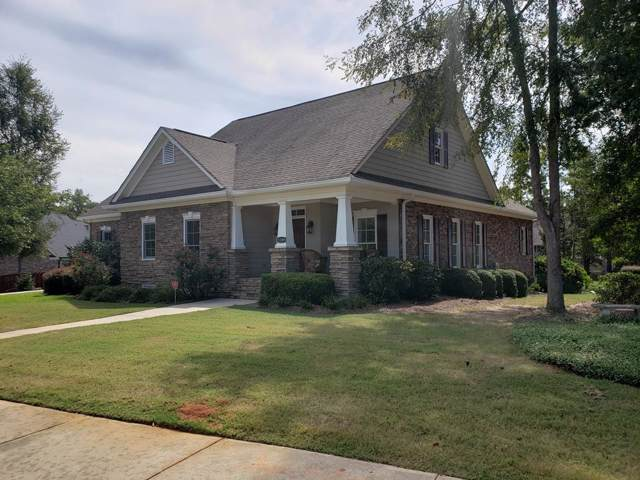 1109 Seminole Circle, Evans, GA 30809 (MLS #446397) :: Shannon Rollings Real Estate