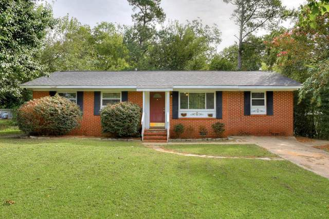 104 New Castle Avenue, North Augusta, SC 29841 (MLS #446407) :: Young & Partners