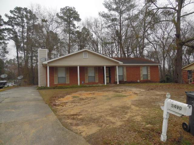 3490 Postell Drive, Hephzibah, GA 30815 (MLS #446421) :: RE/MAX River Realty