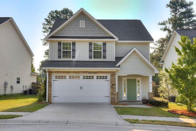 520 Casey Court, Martinez, GA 30907 (MLS #446454) :: Venus Morris Griffin   Meybohm Real Estate