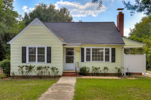 3021 Vaucluse Road, Aiken, SC 29801 (MLS #446469) :: Young & Partners
