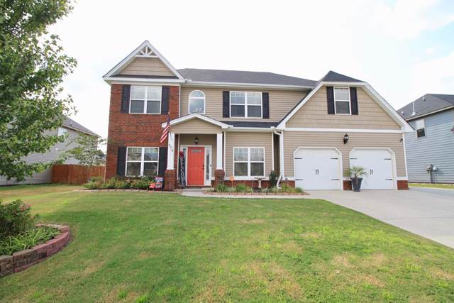 575 Buttonwood Drive, Graniteville, SC 29829 (MLS #446471) :: Shannon Rollings Real Estate