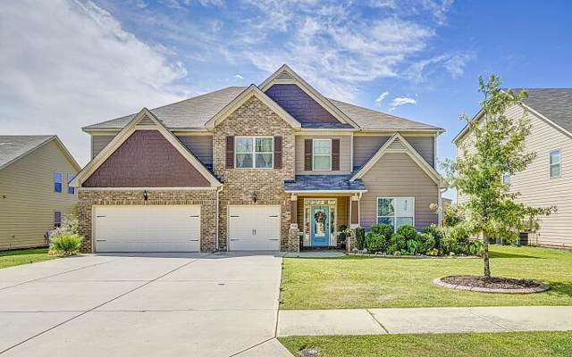708 Burch Creek Drive, Grovetown, GA 30813 (MLS #446486) :: Young & Partners