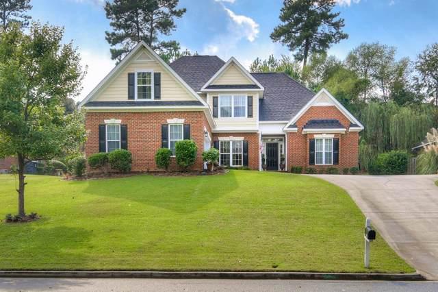 1102 Waltons Pass, Evans, GA 30809 (MLS #446504) :: Shannon Rollings Real Estate