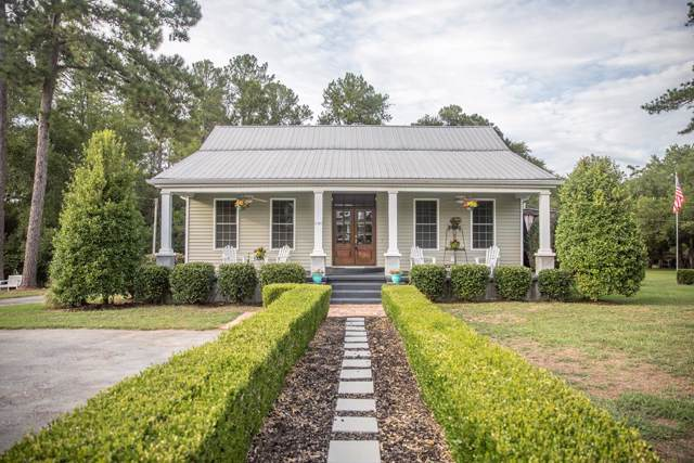 640 Jeter Street, Edgefield, SC 29824 (MLS #446509) :: Shannon Rollings Real Estate