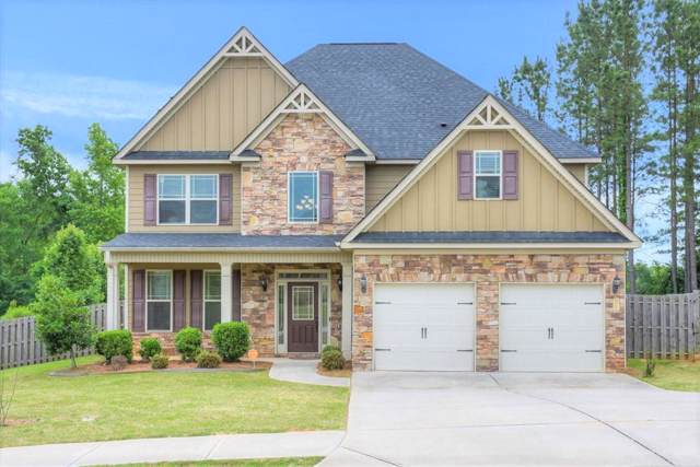 147 Seaton Avenue, Grovetown, GA 30813 (MLS #446510) :: RE/MAX River Realty