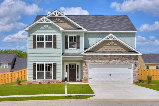 1156 Gregory Landing Drive, North Augusta, SC 29860 (MLS #446517) :: Young & Partners
