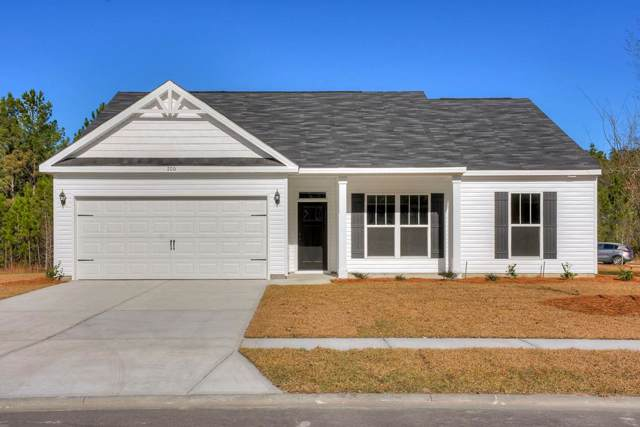 1133 Gregory Landing Drive, North Augusta, SC 29680 (MLS #446525) :: Young & Partners