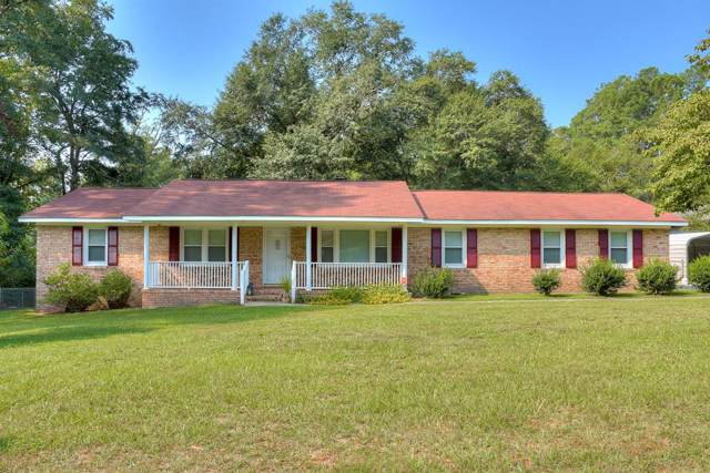1110 Audubon Road, North Augusta, SC 29841 (MLS #446535) :: Young & Partners