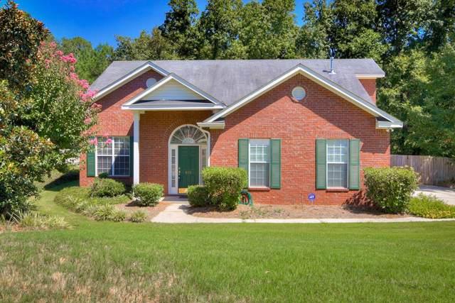 608 Surrey Lane, Martinez, GA 30907 (MLS #446541) :: Melton Realty Partners
