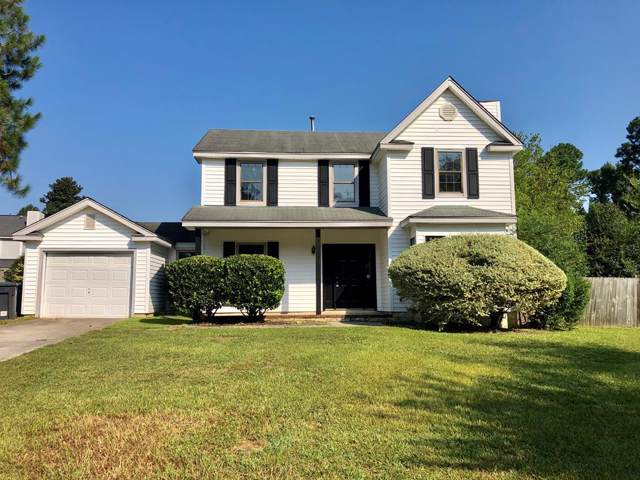 3801 Retreat Court, Augusta, GA 30906 (MLS #446576) :: RE/MAX River Realty