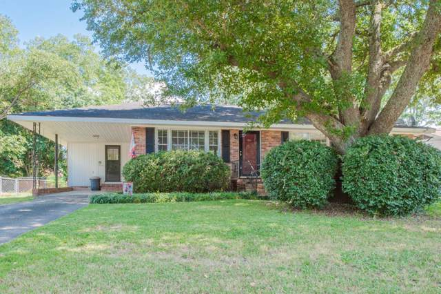 132 Palmetto Avenue, North Augusta, SC 29841 (MLS #446582) :: Melton Realty Partners