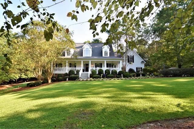 1820 SW Alpine Drive, Aiken, SC 29803 (MLS #446585) :: Venus Morris Griffin | Meybohm Real Estate