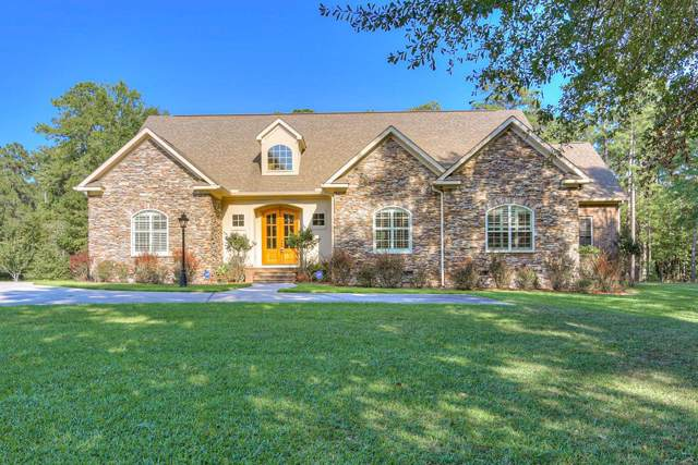 1028 S Pointe Shores, Tignall, GA 30668 (MLS #446597) :: Young & Partners