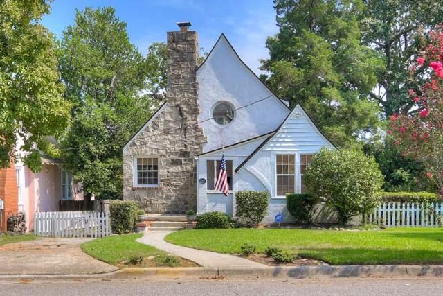 840 Heard Avenue, Augusta, GA 30904 (MLS #446601) :: Shannon Rollings Real Estate