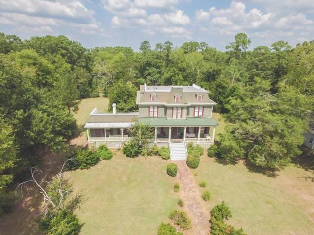 407 Columbia Road, Edgefield, SC 29824 (MLS #446606) :: Melton Realty Partners