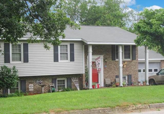 632 Hampton Circle, North Augusta, SC 29841 (MLS #446608) :: Melton Realty Partners