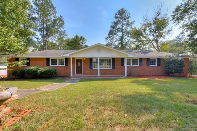 247 Johnson Road, North Augusta, SC 29841 (MLS #446623) :: Melton Realty Partners
