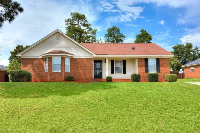 2709 Cross Haven Drive, Hephzibah, GA 30815 (MLS #446628) :: Melton Realty Partners
