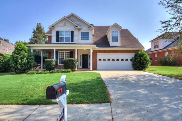 214 Bainbridge Drive, Evans, GA 30809 (MLS #446644) :: RE/MAX River Realty