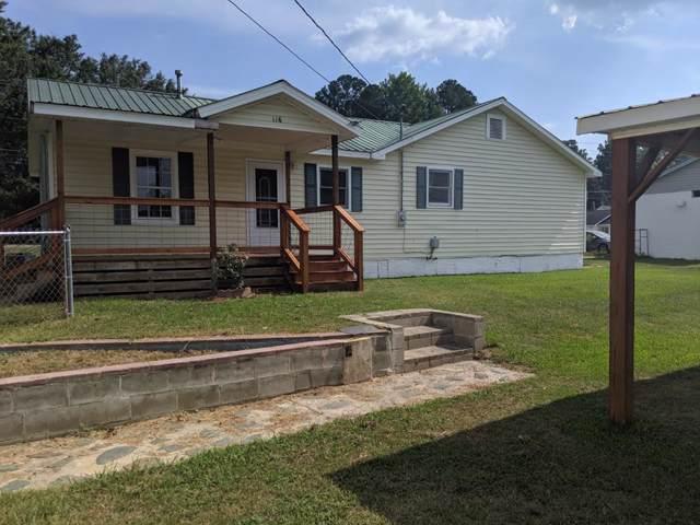 116 Carline Road, Gloverville, SC 29828 (MLS #446645) :: Shannon Rollings Real Estate