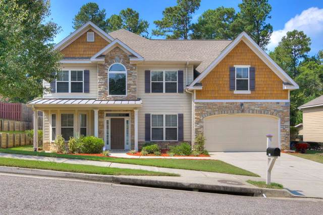 1107 Sumter Landing Circle, Evans, GA 30809 (MLS #446667) :: Better Homes and Gardens Real Estate Executive Partners