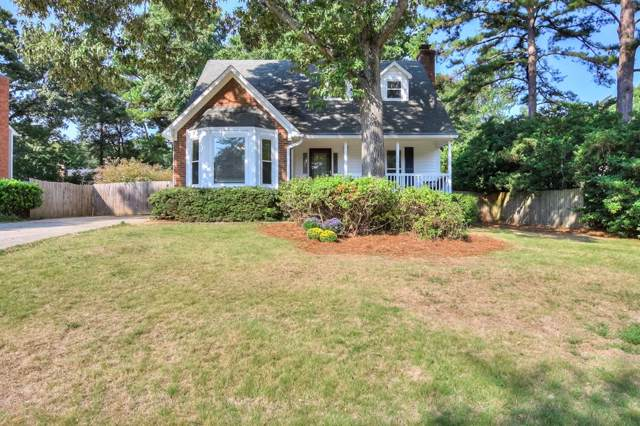 135 Maple Creek Drive, Augusta, GA 30907 (MLS #446681) :: Young & Partners