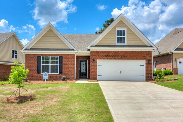 142 Fitzsimmons Drive, North Augusta, SC 29860 (MLS #446695) :: RE/MAX River Realty
